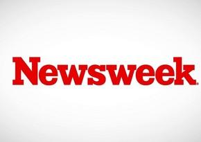 Newsweek: Azerbaijan's UAVs create cause on opposite side