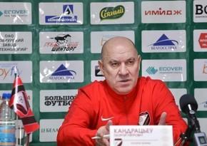 Georgi Kondratyev: Azərbaycan millisi yaxşı komandadır