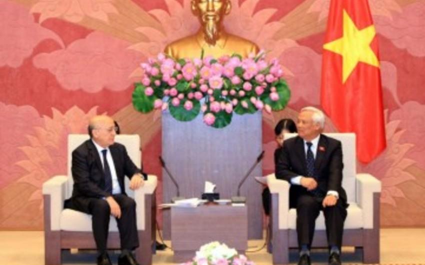 Mübariz Qurbanlı: Azərbaycan hər zaman Vyetnam ilə əməkdaşlığın inkişafına böyük önəm verir
