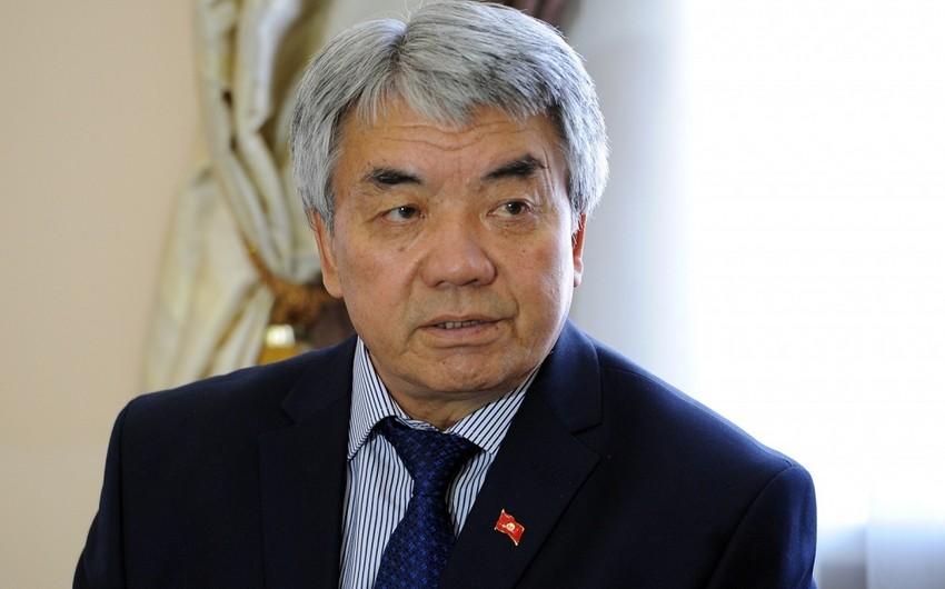 Министр культуры Кыргызстана прибыл в Азербайджан