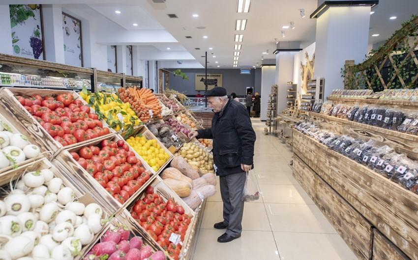 """Dövlət Aqrar Ticarət Şirkətinin """"Kənddən Şəhərə"""" mağazası istifadəyə verilib"""