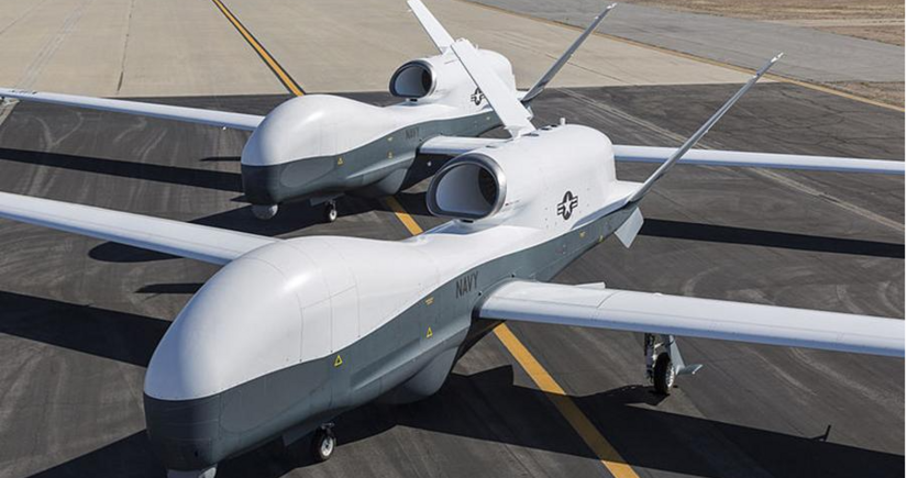 US to deploy drones in Japan for first time
