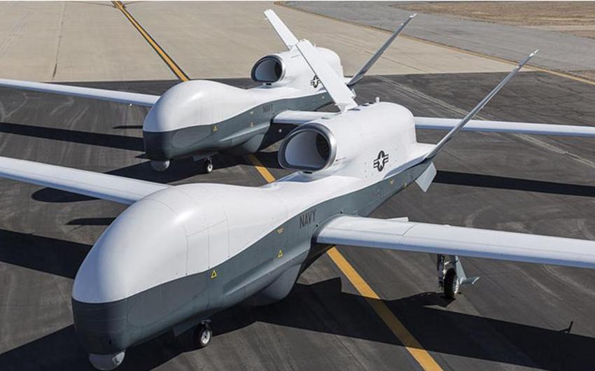 США впервые разместят свои беспилотники в Японии