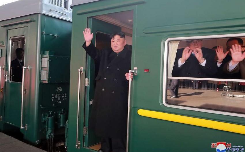 KXDR Kim Çen Inın Donald Trampla görüş üçün Hanoya getdiyini təsdiqləyib