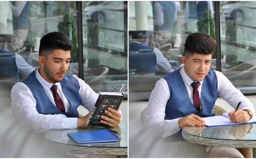 Əkiz qardaşlar Bakı Ali Neft Məktəbini seçdi