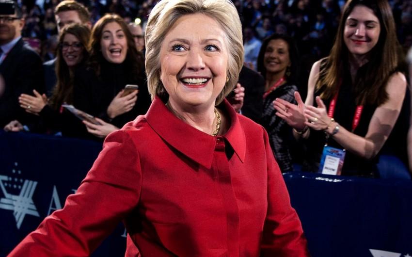 KİV: Hillari Klinton seçkilərdə məğlub olduqdan sonra Barak Obamadan üzr istəyib