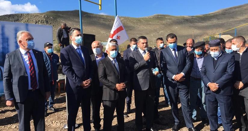 SOCAR завершила газификацию еще одного села в Грузии