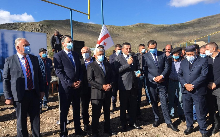SOCAR completes gasification of another village in Georgia