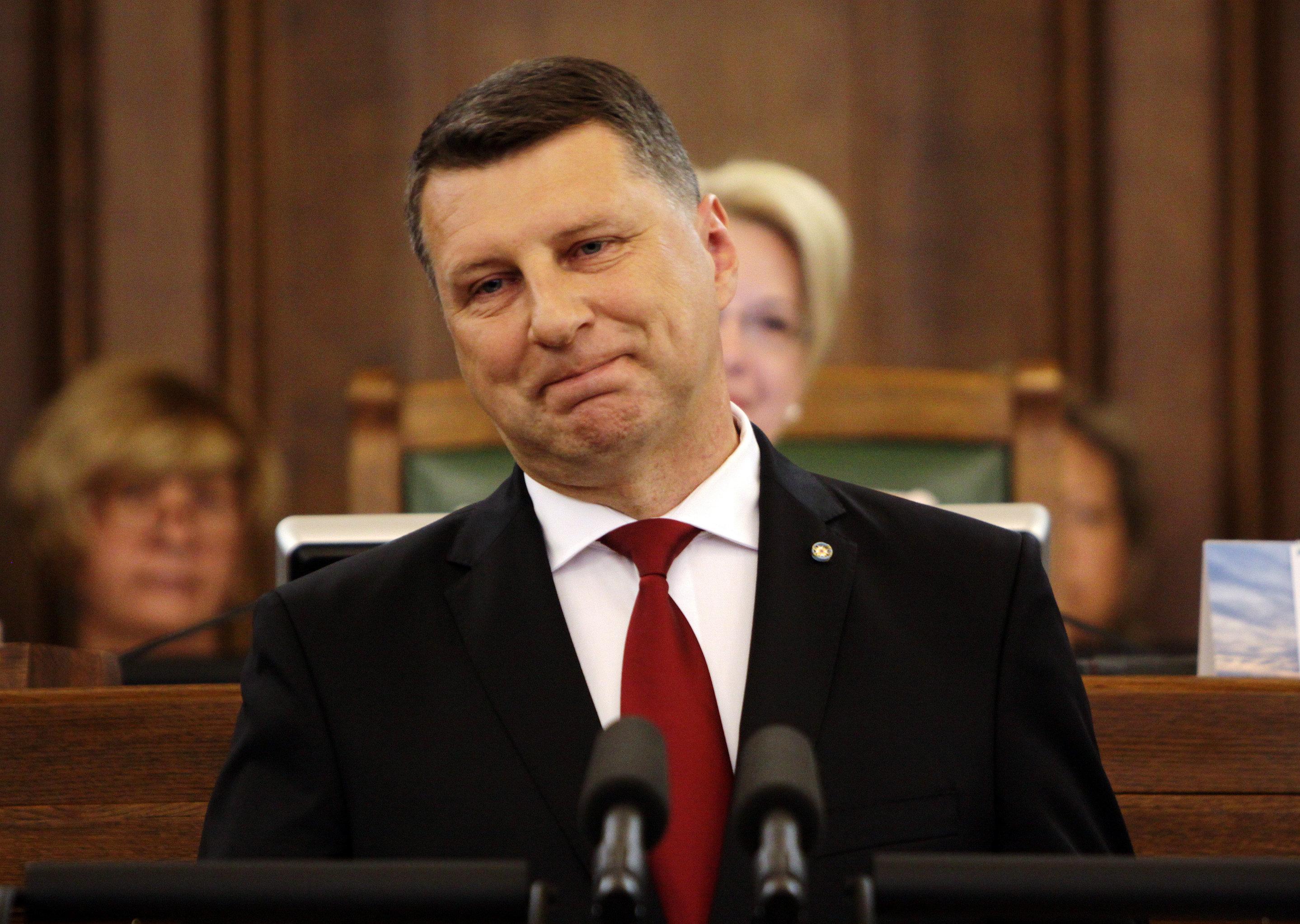 Президент: Латвия заинтересована в более тесном сотрудничестве с Азербайджаном