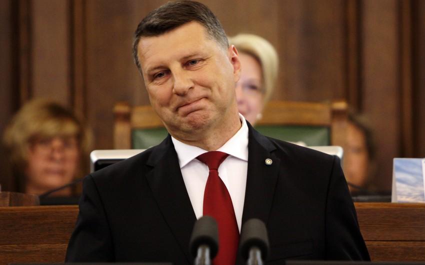 Raymond Veyonis: Latviya Azərbaycan ilə daha sıx əməkdaşlıqda maraqlıdır