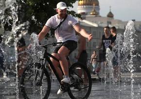 В Москве побит более чем столетний температурный рекорд