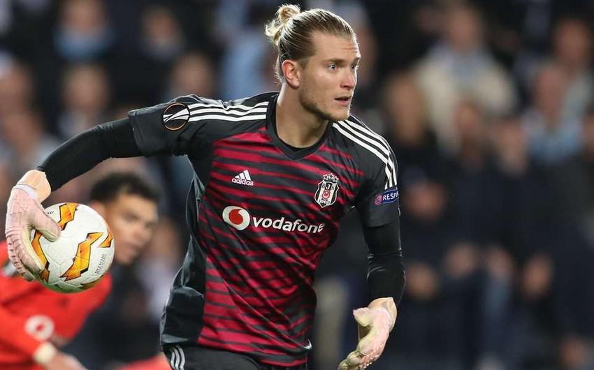 Almaniyalı qapıçı Beşiktaşdan ayrıldı