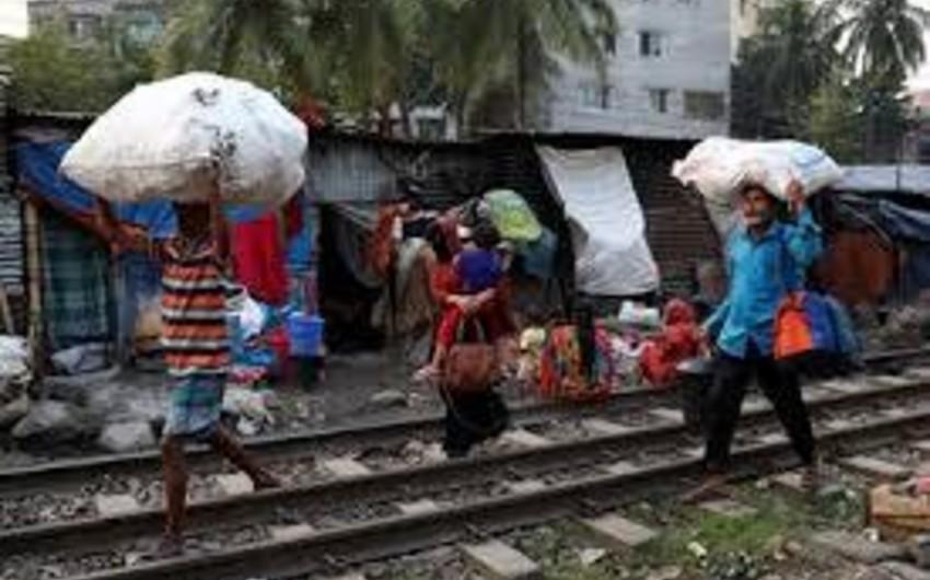 Hindistanda Bülbül siklonu 10 nəfərin həyatına son qoyub