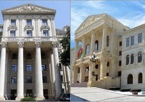 XİN və Baş Prokurorluq Ermənistanın yeni hücumları ilə bağlı birgə bəyanat yayıb