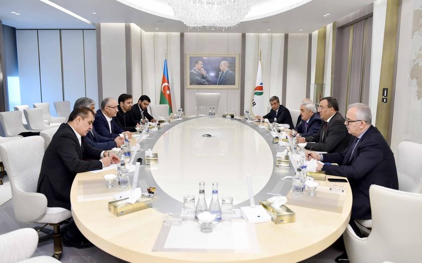 Azərbaycan və İran arasında neft-qaz sektorunda tərəfdaşlıq genişləndirilə bilər