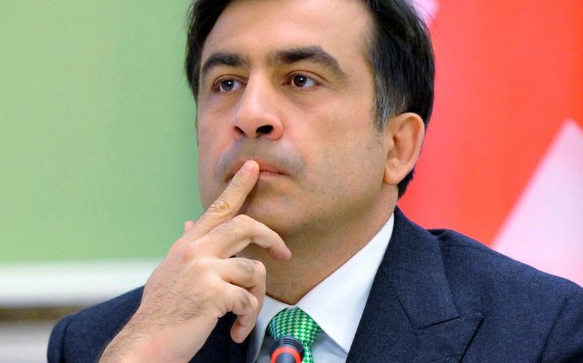 Mixail Saakaşvili: Gürcüstandakı kadrları görəndə ürəyim partlayır