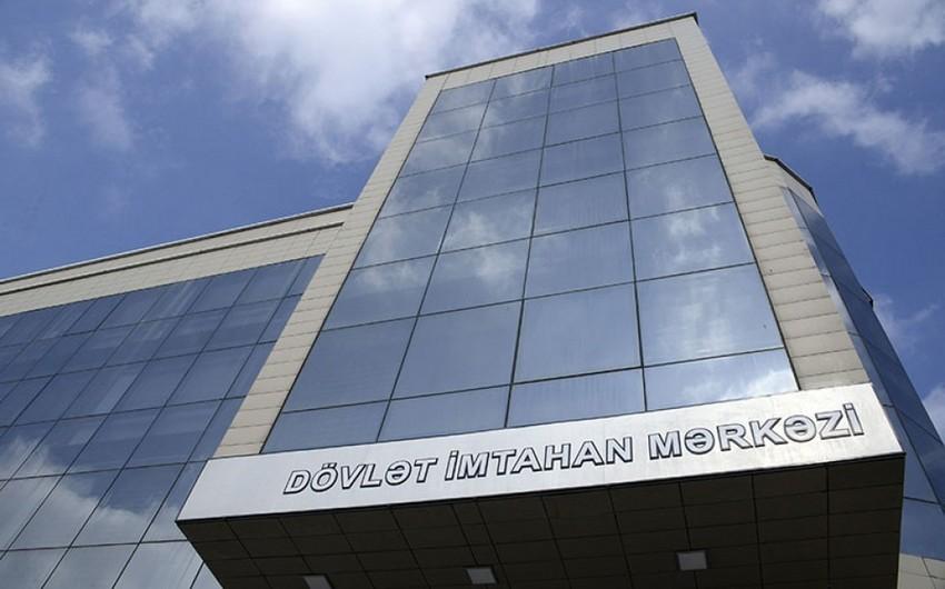 DİM magistraturaya qəbulun nəticələrini açıqladı
