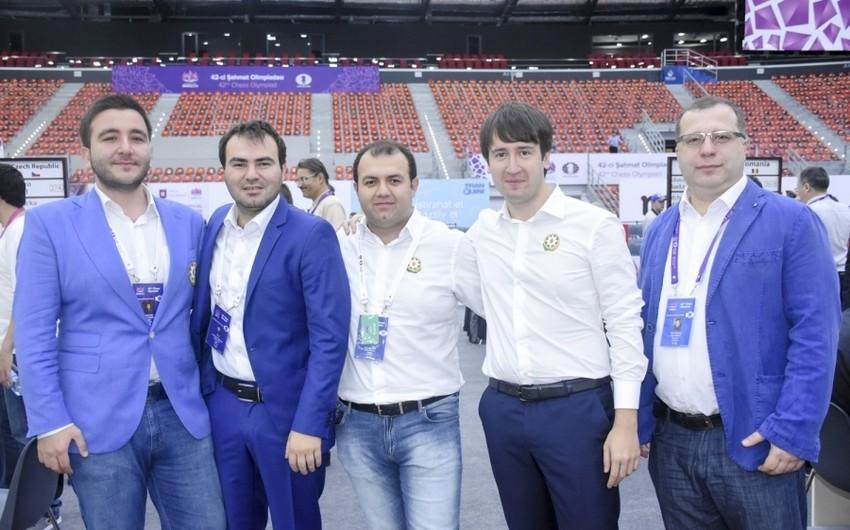 Azərbaycan komandalarının olimpiadanın VIII turu üçün heyəti açıqlanıb