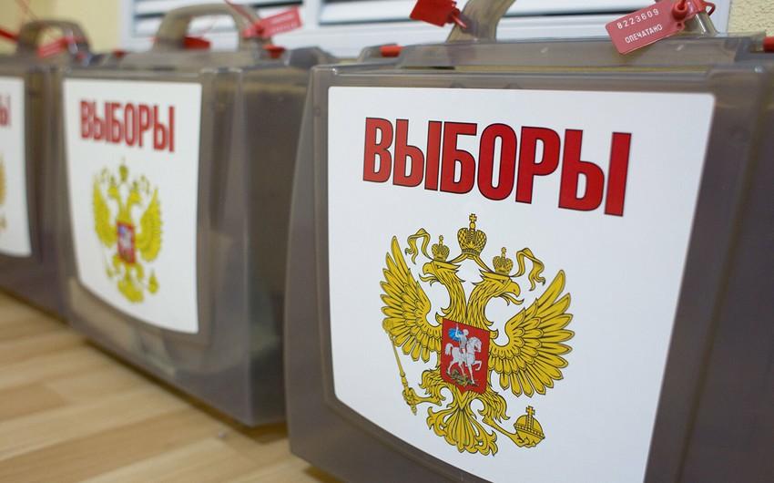 Rusiya Dövlət Dumasına seçkilər başlayıb