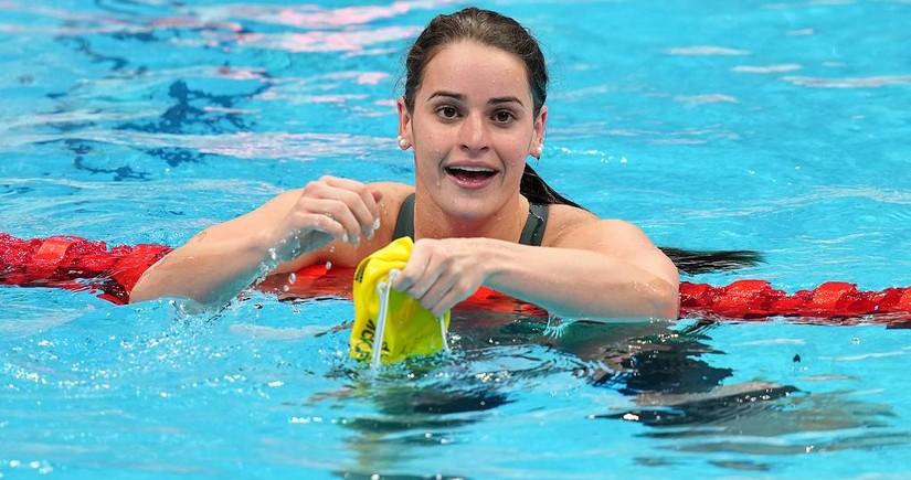 Avstraliyalı idmançı olimpiya rekordunu qırdı