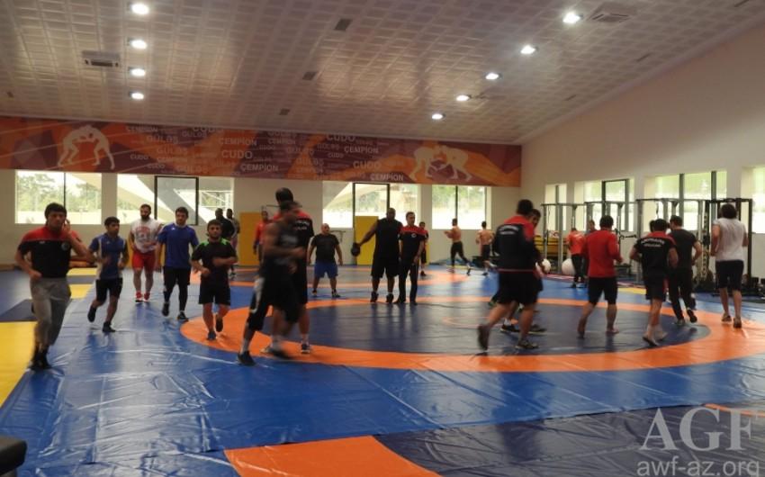 Azərbaycan güləşçiləri Rio-2016-ya ABŞ və Mərakeş idmançıları ilə birgə hazırlaşır