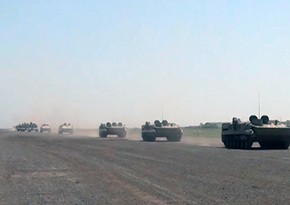 MoD: Rocket and artillery units moving forward on designated routes