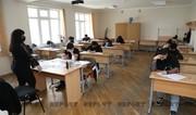 Сегодня около 23 тысяч учеников примут участие в выпускных экзаменах