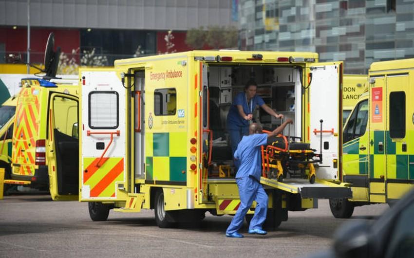 Britaniyada daha 539 nəfər koronavirusdan öldü