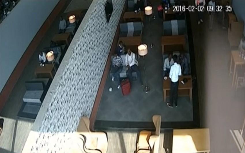 Somalidə təyyarədə terror aktına görə aeroport əməkdaşları saxlanılıb - VİDEO