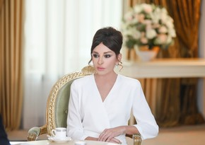 Mehriban Aliyeva congratulates nation on Constitution Day
