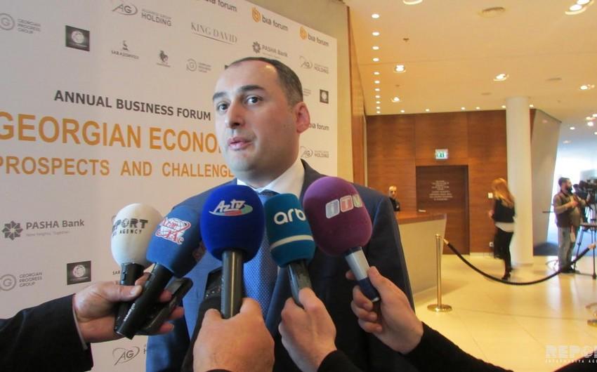 Maliyyə naziri:  Azərbaycan Gürcüstanın ən əsas strateji tərəfdaşıdır