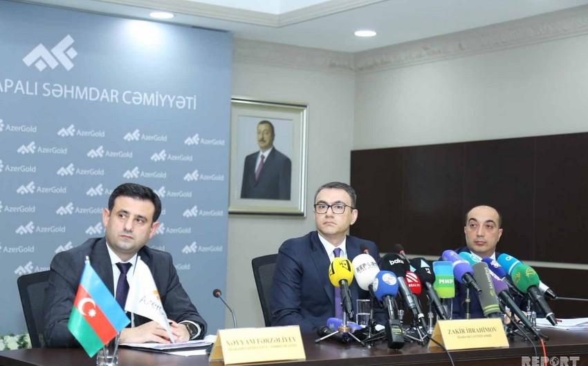 Zakir İbrahimov: Çovdar yatağının resurslarının artırılması üzrə işlər yekunlaşır