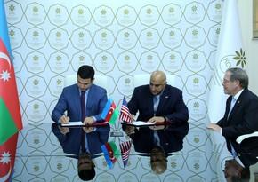 KOBİA və USAID arasında Anlaşma Memorandumu imzalanıb