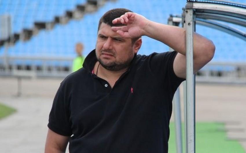 Ukraynada Simurqun sabiq futbolçusu ilə erməni klub prezidenti arasında münaqişə baş verib