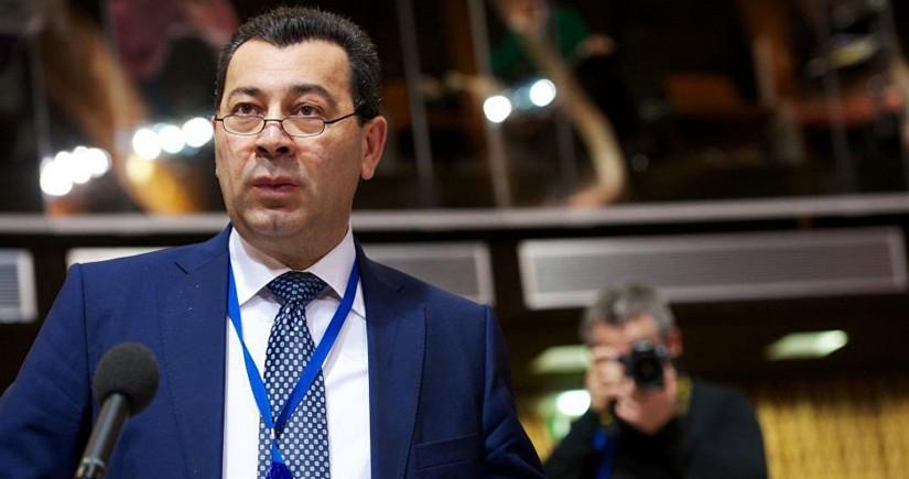 Azerbaijani ranking MP urges PACE to call Armenia to peace
