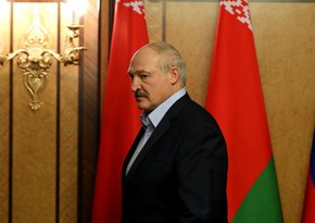 Lukashenko leaves for  Russia