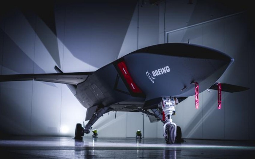 Boeing показала первый боевой беспилотник с искусственным интеллектом