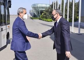 Генеральный прокурор Верховного суда Турции прибыл в Азербайджан