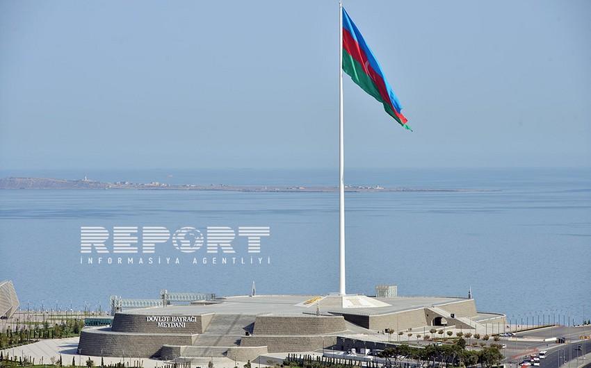 Dövlət Bayrağı Günü münasibətilə Azərbaycan bayrağı qaldırılacaq