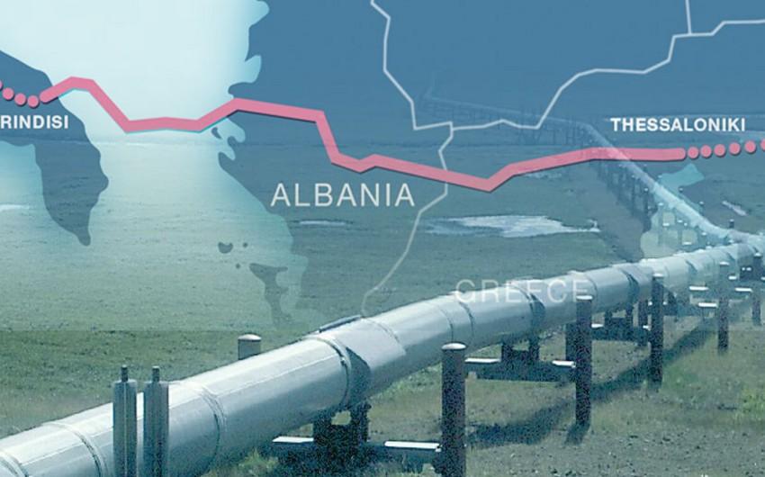 TAP проведет тендер на закупку газа для операционной деятельности