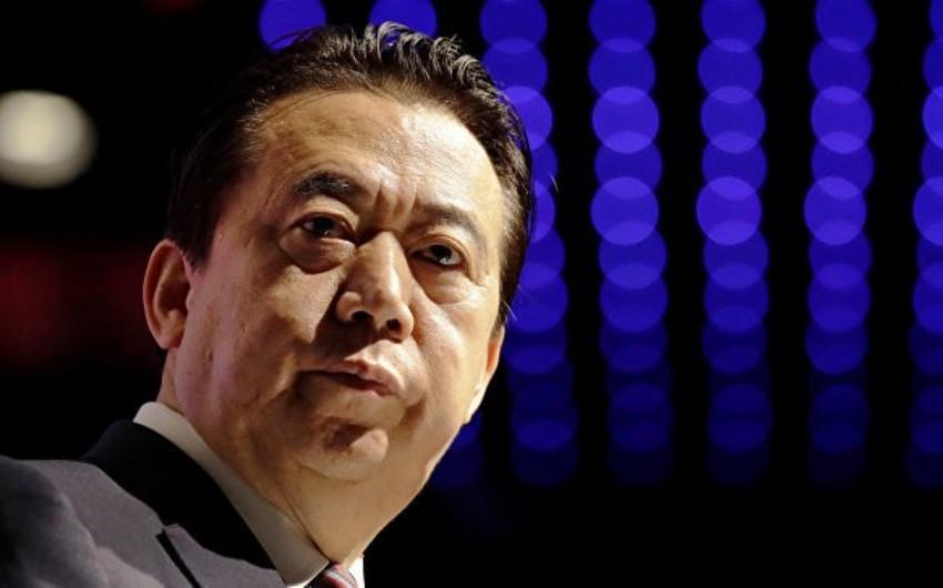 İnterpolun baş katibi Çindən itkin düşən prezident barədə məlumat istəyib