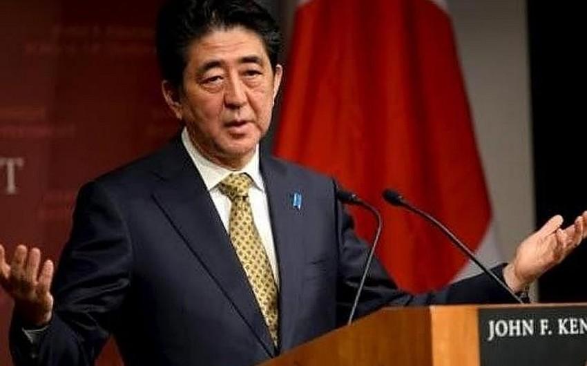Yaponiyanın baş naziri KXDR lideri ilə görüşmək niyyətindədir