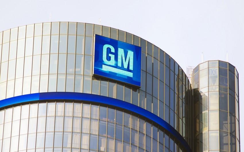 General Motors 20 yeni elektrikli avtomobil istehsalına hazırlaşır