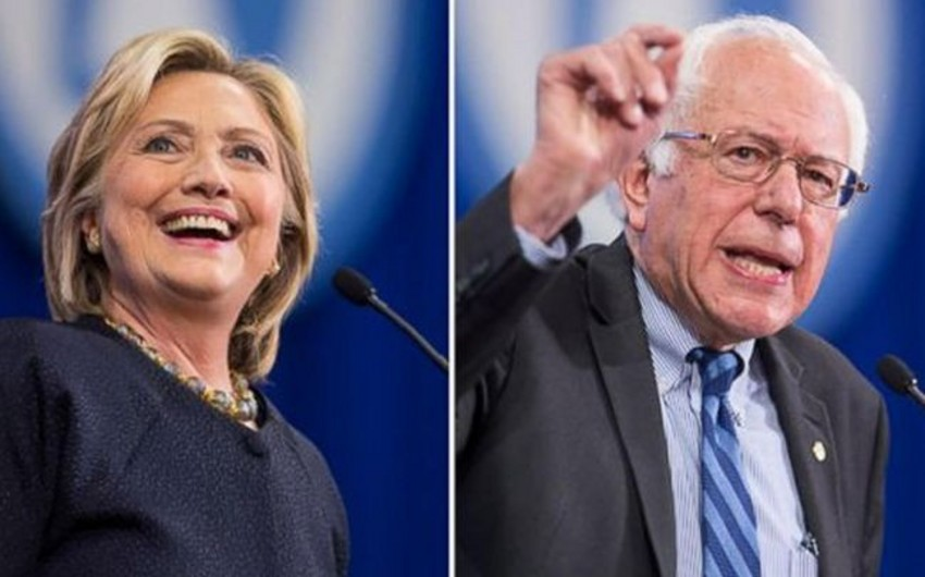 Клинтон одержала победу на праймериз демократов в Калифорнии