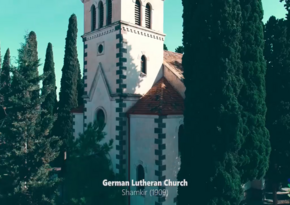 Ministry of Culture releases video of German Lutheran Church