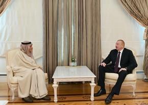 Prince of Saudi Arabia congratulates Azerbaijani President