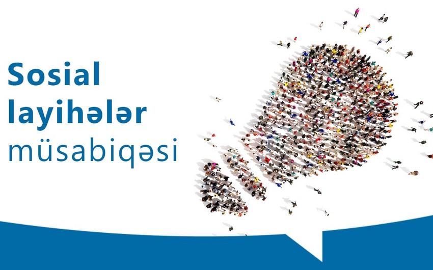 """Regionlarda """"Sosial layihələr"""" müsabiqəsinin ictimaiyyət üçün təqdimatları keçirilib"""