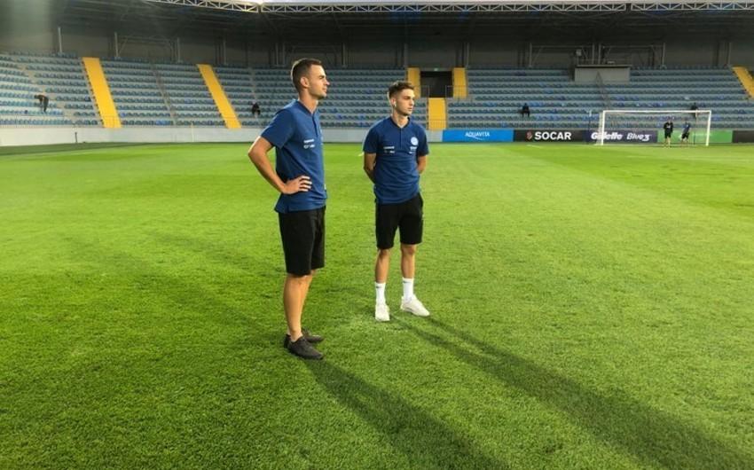 Slovakiyalı futbolçu: Azərbaycan kimi komandalara qarşı oynamaq çətindir