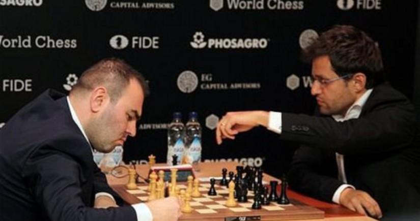 Тур чемпионов: Мамедъяров победил Ароняна и занял 3-е место - ОБНОВЛЕНО-2