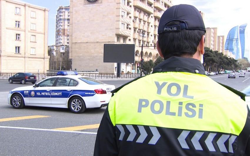 İsmayıllıda sürücü yol polisinə xəsarətlər yetirib